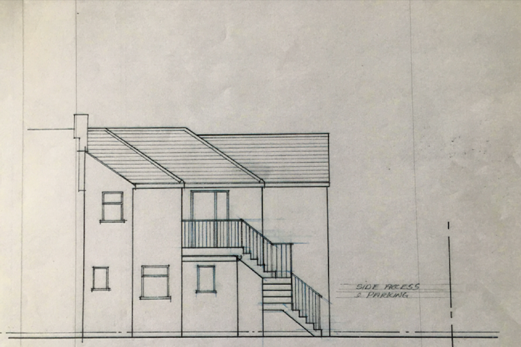 Practical Property Investment House to 2 flats